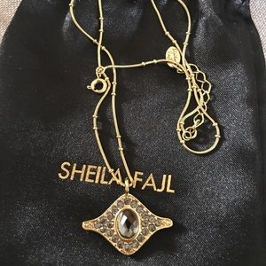 Sheila Fajl Eye Adj Necklace